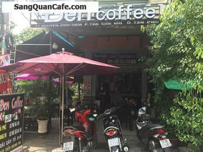 Sang quán cafe  2 mặt tiền đường Nguyễn Cửu Đàm