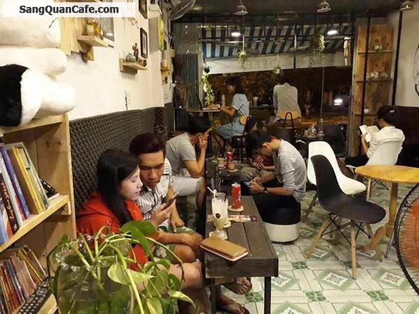 Sang quán cafe  Acoutics  mặt tiền Lê Thúc Hoạch