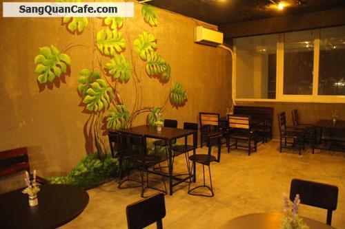 Sang quán Cafe + ăn sáng + cơm trưa văn phòng