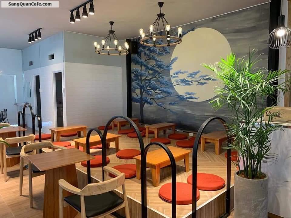 Sang Quán Cafe + Bida trung tâm quận 9