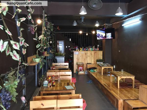Sang quán cafe & bò né đường Nguyễn Văn Luông