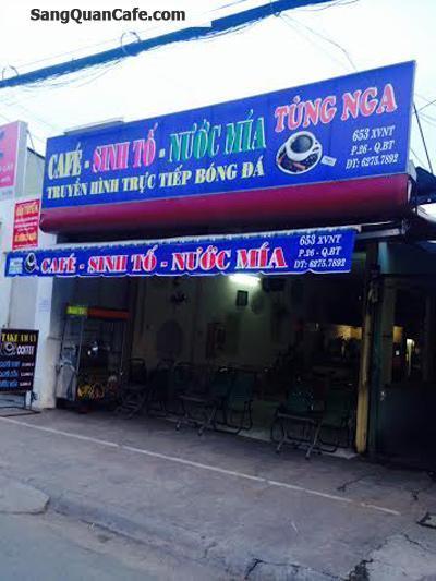 Sang Quán Cafe , Bóng đá quận Bình Thạnh