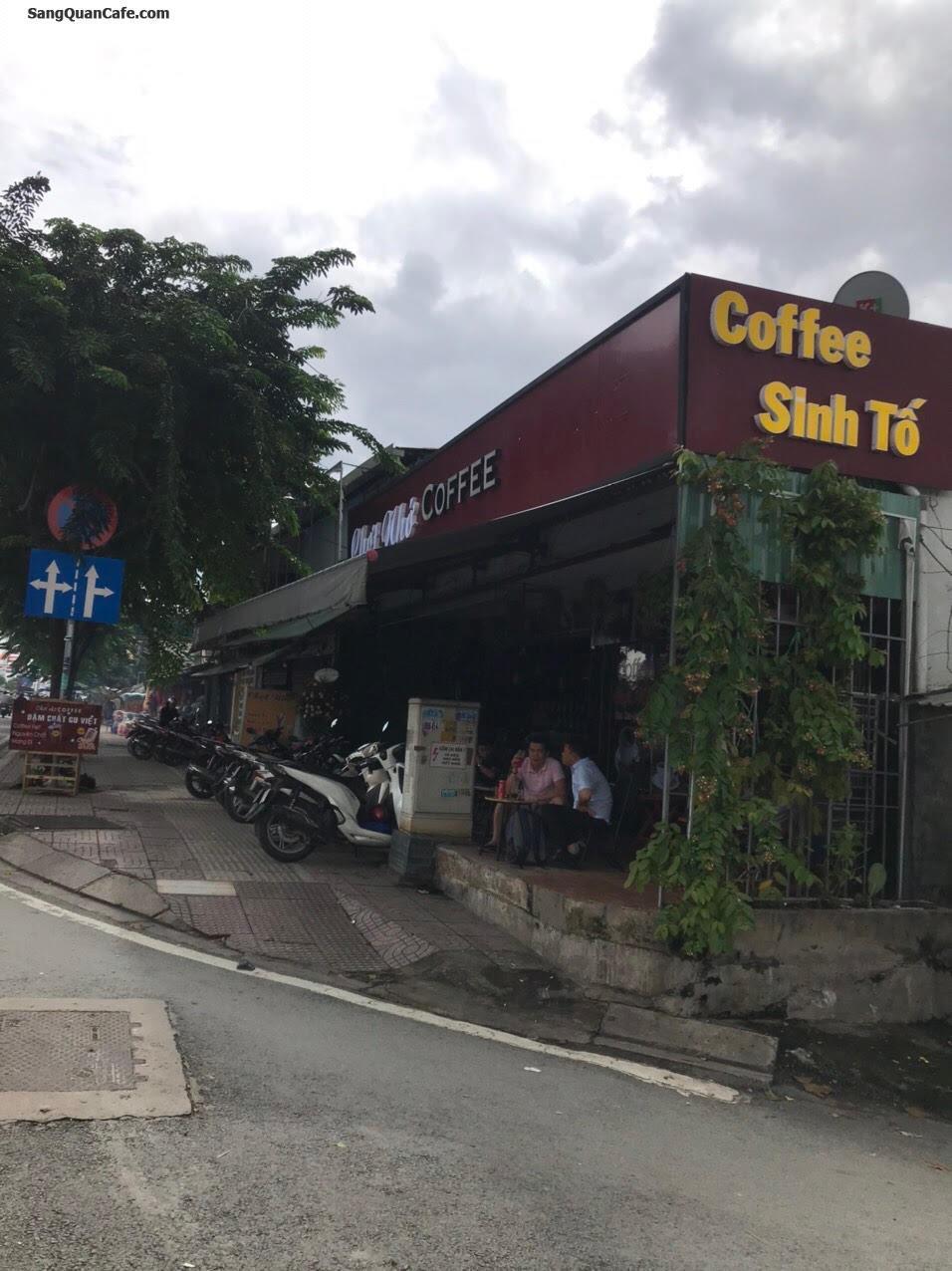 Sang Quán Cafe ( Chợt Nhớ ) Góc 2 MT Bình Thạnh