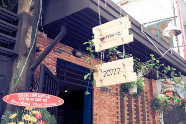 Sang quán cafe + cơm trưa văn phòng quận 1