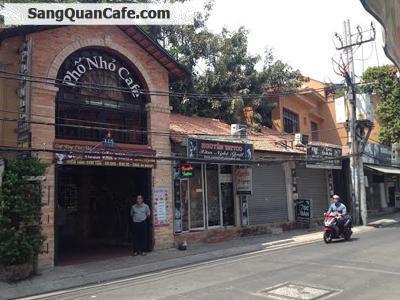Sang quán cafe- cơm trưa văn phòng Quận Phú Nhuận
