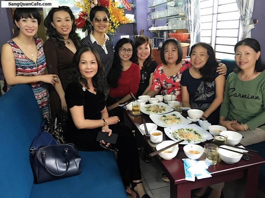 Sang Quán Cafe + Cơm Văn Phòng quận 3