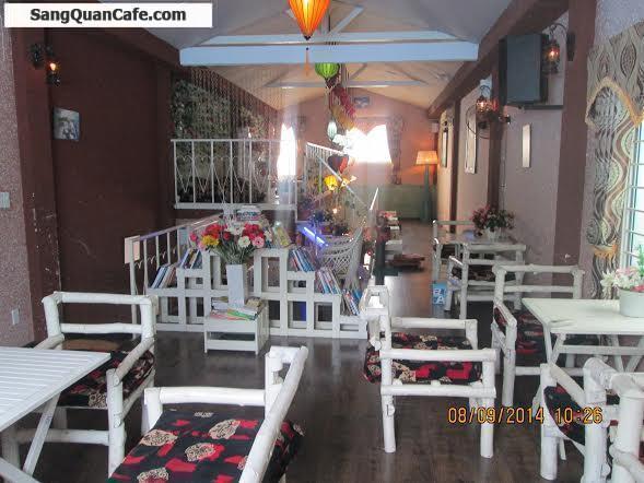Sang quán cafe- cơm văn phòng quận Tân Bình