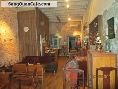 Sang quán cafe + Đồ Cổ quận 1