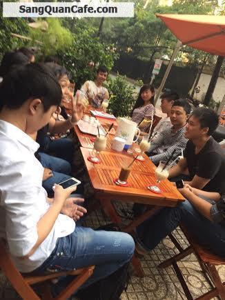 Sang quán cafe 198 Cao Lỗ ( khu Cafe Đồng Diều ), Q. 8