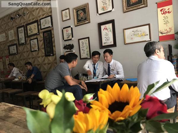 Sang quán cafe & hoa đường Đặng Thai Mai