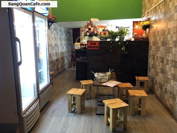Sang quán cafe & Juice và thức ăn văn phòng