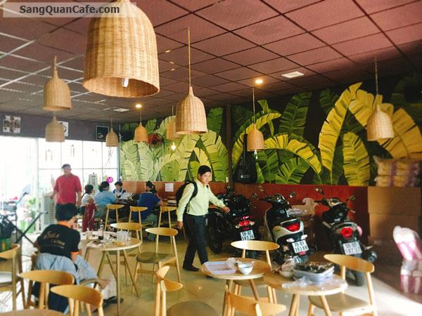 Sang quán cafe  Khu Tên Lửa, Bình Tân .