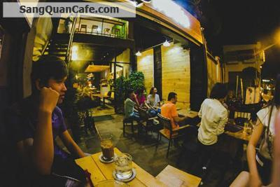 Sang quán cafe  mặt tiền Quận Gò Vấp