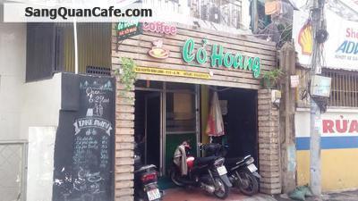 Sang quán Cafe + Phòng trà quận Phú Nhuận