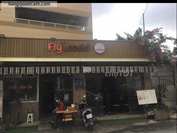 Sang quán cafe + quán phở khách Nước Ngoài ổn định