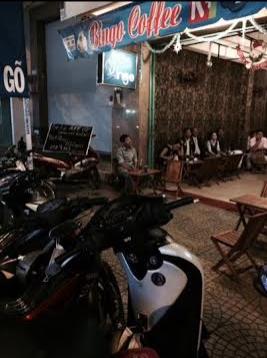 Sang quán cafe  Shisa MT Quận 6