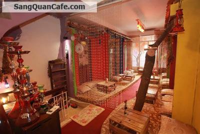 sang Quán Cafe  Shisha Quang Trung Gò Vấp