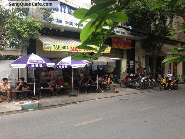Sang quán cafe & Tạp Hóa quận Tân Bình.