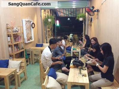 sang quán cafe + thức ăn nhanh  quận 9