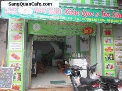 Sang Quán cafe + Trà Sữa