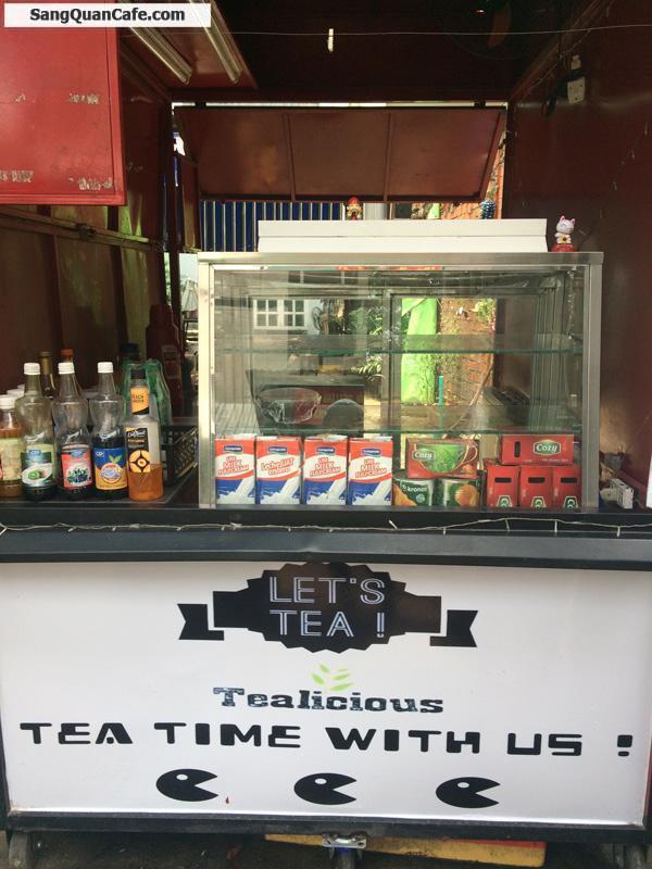 sang quán cafe- Trà sữa Đường Thống Nhất