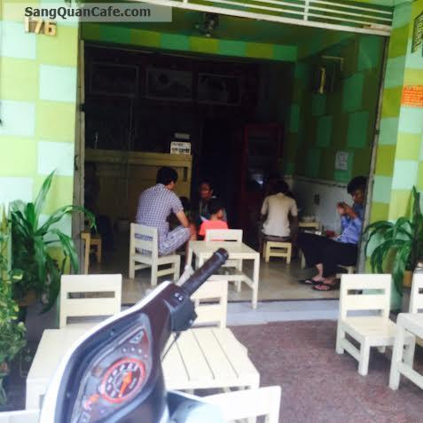 Sang quán cafe + Trà sữa Quận 8