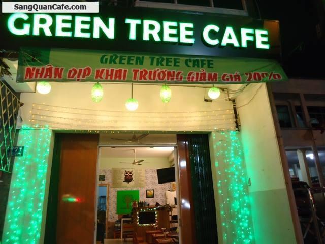 Sang Quán Cafe + Trái Cây cơm Văn Phòng