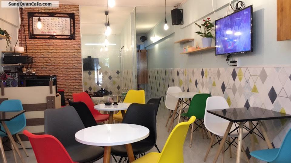 Sang quán cafe 011 Lô V đường Trần Nhân Tông