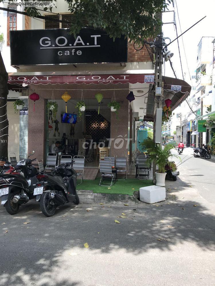 Sang quán cafe 109 Bàu Cát 3, P. 12, Tân Bình