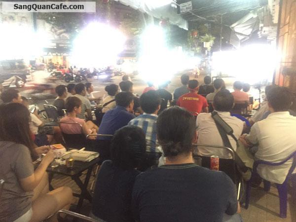 Sang Quán Cafe 110 Rạch Bùng binh, Q. 3