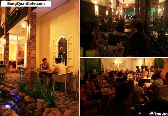 Sang quán cafe 159A Nguyễn Văn Thủ, Đa Kao, Q.1