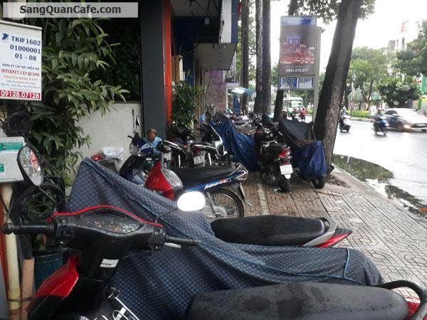 Sang quán Cafe 178 Hồng Bàng, P. 12, quận 5