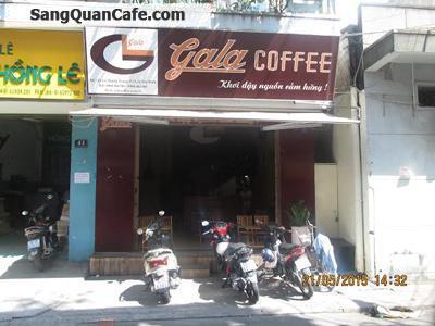 Sang quán cafe 18 triệu quận Tân Bình