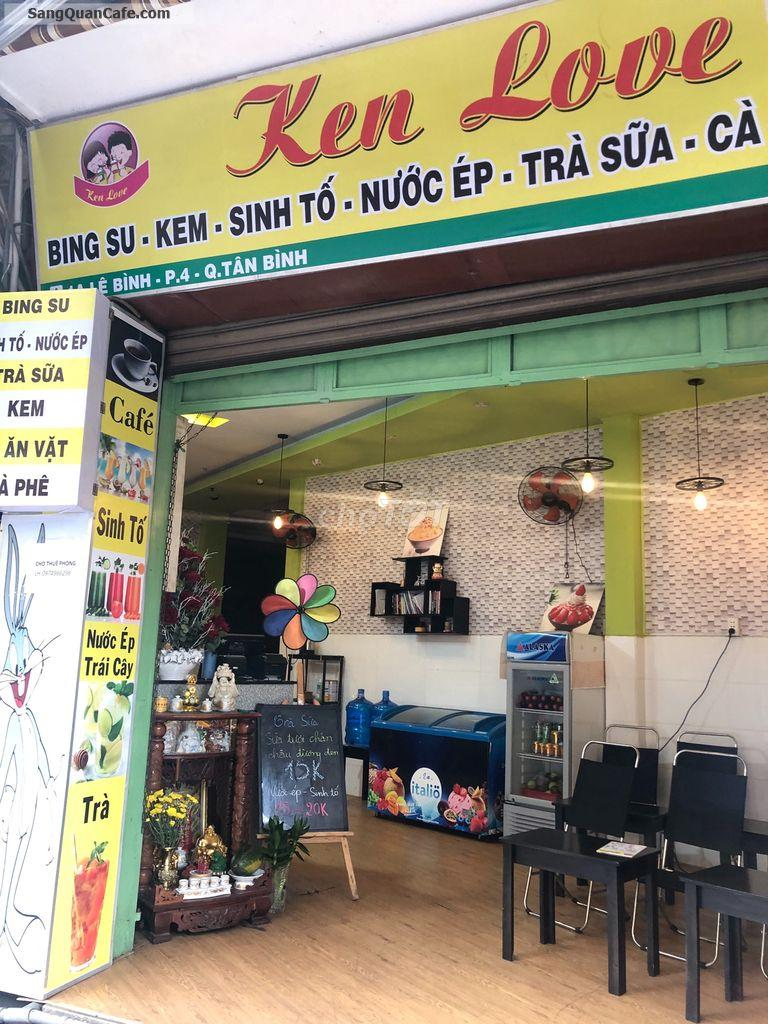 Sang Quán Cafe 1A Lê Bình, Tân Bình