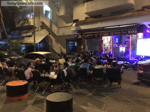 Sang quán cafe 2 mặt tiền 001 Lô C Chung Cư Ngô Tất Tố