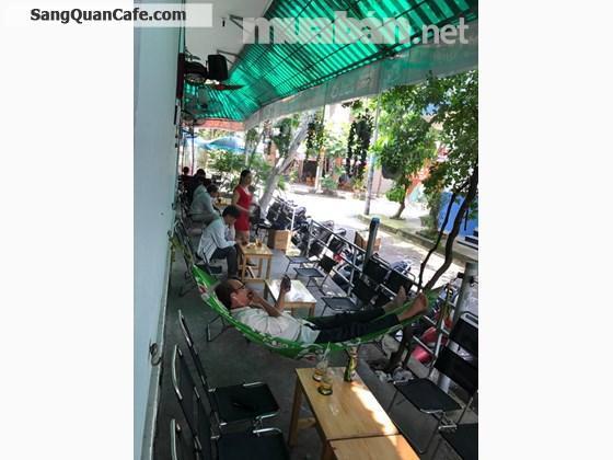 Sang Quán cafe 2 mặt tiền quận 6
