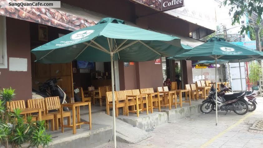 Sang quán cafe 2 mặt tiền đối diện CC Kim Tân Hải