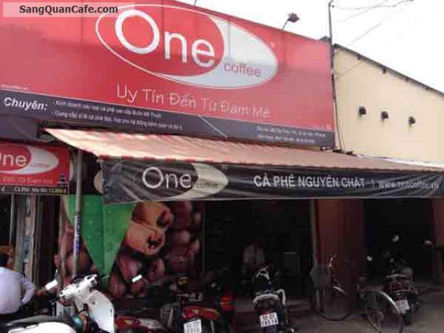 Sang quán cafe 2 mặt tiền đường Cây Trâm Gò Vấp