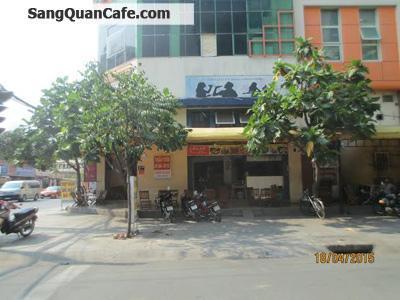 Sang quán cafe 2 mặt tiền đường Nguyễn Thái Bình