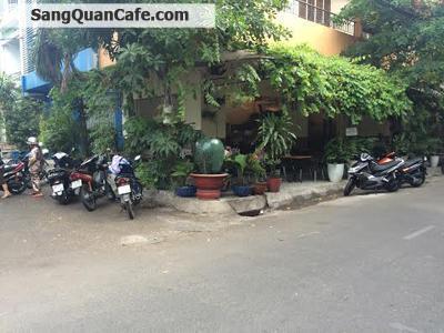 Sang quán cafe 2 mặt tiền khu Bàu Cát