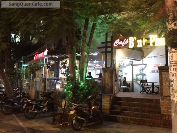 Sang quán cafe 2 mặt tiền khu Bình Phú