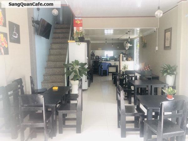 Sang quán Cafe 2 mặt tiền khu dân cư