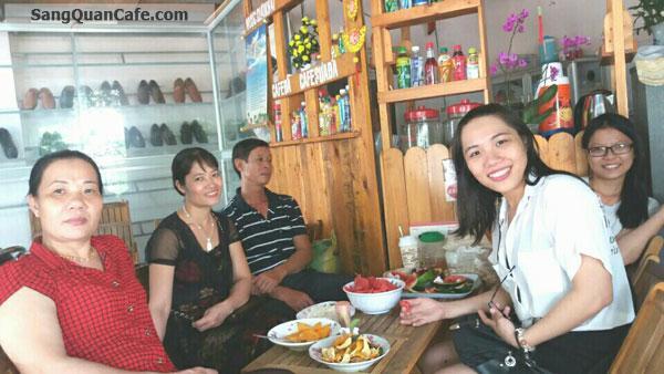 Sang quán cafe 2 mặt tiền, khu nam long