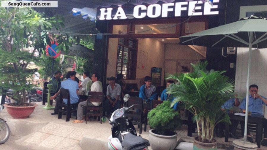 Sang quán cafe 2 mặt tiền khu sân bay
