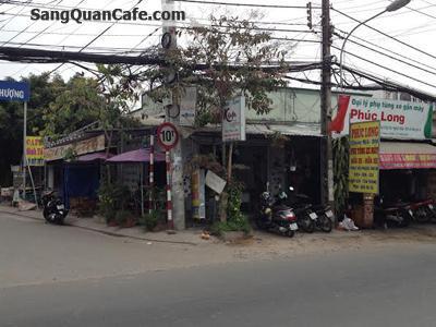 Sang quán cafe 2 mặt tiền Phan Văn Hơn