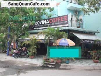 Sang quán Cafe 2 mặt tiền quận 12