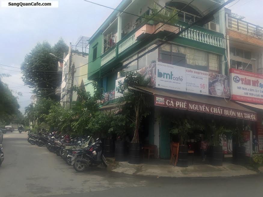 Sang quán cafe 2 mặt tiền quận 7
