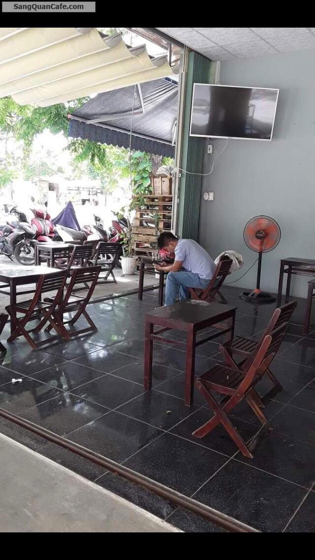 Sang quán cafe 2 mặt tiền Quận Cẩm Lệ Đà Nẵng
