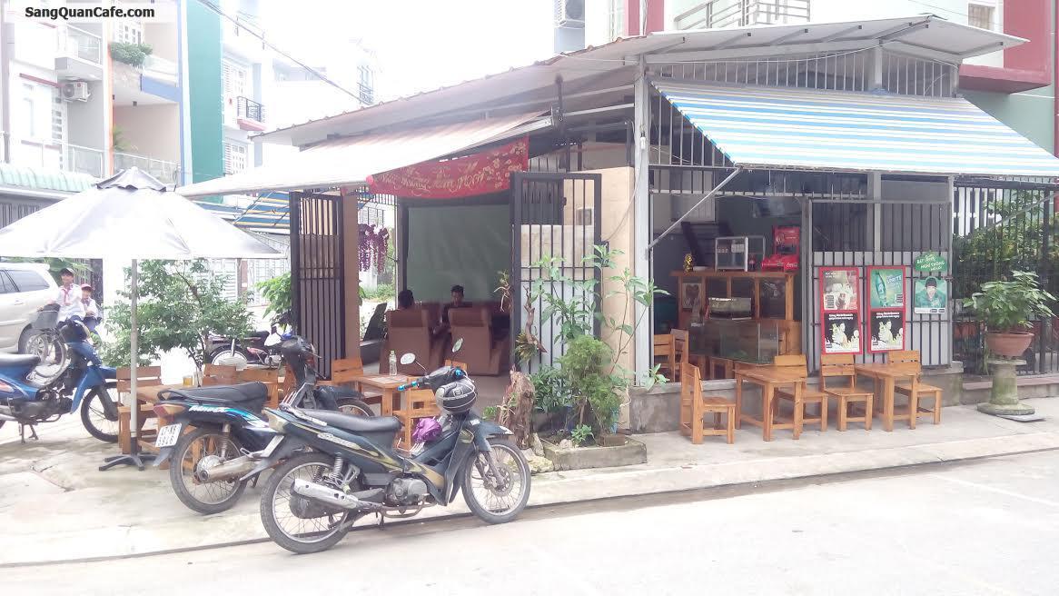 Sang quán cafe 2 mặt tiền quận Gò Vấp