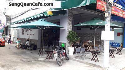 Sang GẤP quán cafe 2 mặt tiền quận Tân Phú